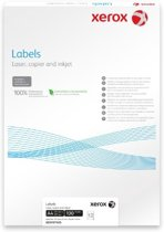 Labels-Copier and Inkjet - A4-210 mm x 297 mm - 100 Sheets