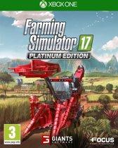 Farming Simulator 17 - Platinum Edition - Xbox One
