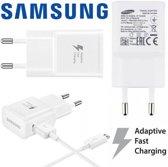 Samsung Fast Charger Snellader Wit met 1.5m USB kabel
