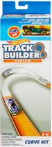 Hot Wheels Track Builder Bochtenset - Racebaanonderdeel