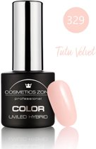 Cosmetics Zone UV/LED Hybrid Gel Nagellak 7ml. Tutu Velvet 329