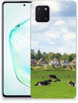 Samsung Galaxy Note 10 Lite TPU Hoesje Koeien