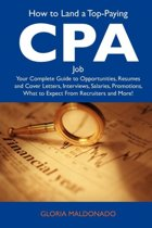 How to Land a Top-Paying CPAs Job