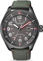 Citizen AW5005-39H horloge - Zwart - 42.6 mm