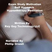 Exam Study Motivation Self Hypnosis Hypnotherapy Meditation