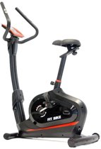Hometrainer FitBike Ride 3 - incl. trainingscomputer - Rood/Zwart