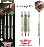 Bull's Scorpion B 90% 24 gram Steeltip Darts