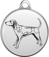English Coonhound Tommy Tag E005