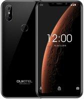 Oukitel C13 Pro 6,18 inch Android 9.0 Quad Core 3000mAh 2GB/16GB Zwart