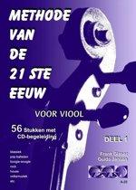 Methode van de 21ste eeuw deel 1 | Viool (boek + cd)