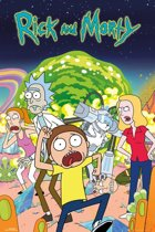 Rick and Morty Group - Maxi poster
