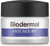 Biodermal Nachtcreme Anti-rimpel