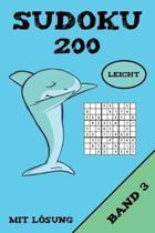 Sudoku 200 Leicht Mit L sung Band 3