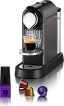 Krups CitiZ XN720T - Nespresso Apparaat - Titan