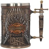 Game of Thrones Iron Throne Tankard Bierpul 14cm