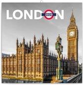 London Kalender 2020 Presco