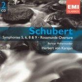 Schubert: Symphony Nos.5,6,8&9