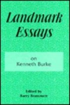 Landmark Essays on Kenneth Burke