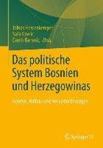 Das Politische System Bosnien Und Herzegowinas