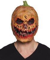 Horror Pompoen Masker Latex