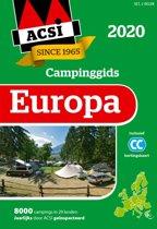 ACSI Campinggids - ACSI Campinggids Europa 2020