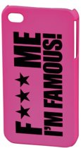 FMIF Cover iPhone 4 /4S Roze