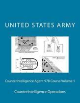 Counterintelligence Agent 97b Course Volume 1
