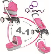 Poppenwagen Smoby Quinny 4-in-1