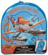 Disney Planes tekenkoffer 21x18,5x4cm