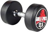 Gorilla Sports Dumbell 12,5 kg (1 x 12,5 kg) Rubber