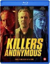 Killers Anonymous Blu-ray