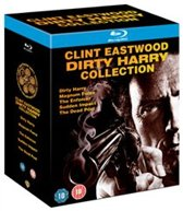 Clint Eastwood - Dirty Harry Boxset Blu Ray - IMPORT