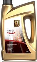 BSOIL motor oil 5w40 5L Tijdelijk extra voordelig