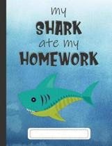 My Shark Ate My Homework