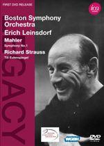 Gustav Mahler: Symphony No. 1; Richard Strauss: Till Eulenspiegel