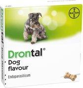 Drontal dog ontwormen hond 2-tabletten
