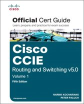 CCIE Routing and Switching v5.0 Official Cert Guide, Volume 1