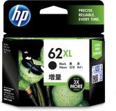 HP 62XL - Inktcartridge / Zwart / Hoge Capaciteit blister verpakking