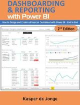 Boekomslag van 'The Absolute Guide to Dashboarding and Reporting with Power BI'