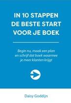 10 stappen boekenserie - In 10 stappen de beste start voor je boek