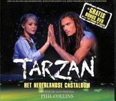 Tarzan + DVD - Het Nederlandse castalbum