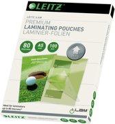 Leitz iLAM UDT Lamineerhoezen - A5 - 80 micron - 100 stuks