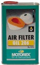 Motorex Air Filter Oil 206-1 Liter
