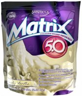 Syntrax Matrix 5.0 - 2270 gram - Strawberry