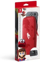 Carrying Case & Screen Protector (Super Mario Odyssey Edition) Nintendo Switch