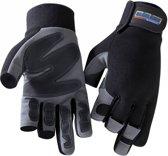 Blåkläder Handschoen Mekaniekers Zwart/grijs Mt 11