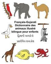 Fran ais-Gujarati Dictionnaire Des Animaux Illustr Bilingue Pour Enfants