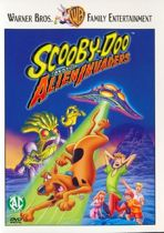 ScoobyDoo - The Alien Invaders (import) (dvd)