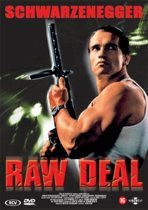 DVD cover van Raw Deal