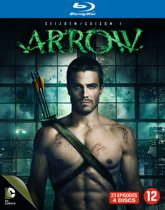 Arrow - Seizoen 1 (Blu-ray)